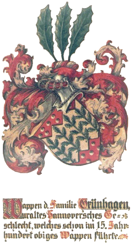 Wappen/Coat of arms
